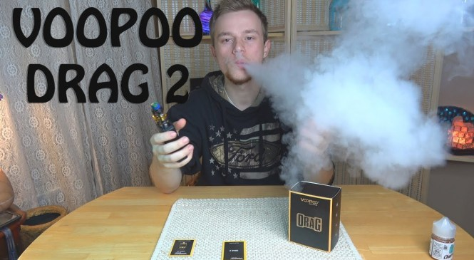 Voopoo Drag 2 Kit | Vape Product Review 👈