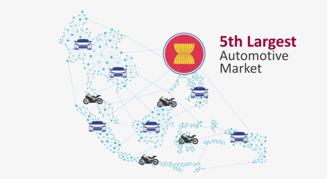 ASEAN Automotive : Huge Potential