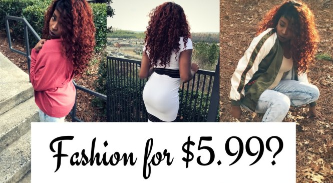 599 Fashion Review/Try-On   BUDGET SLAY ALERT!!