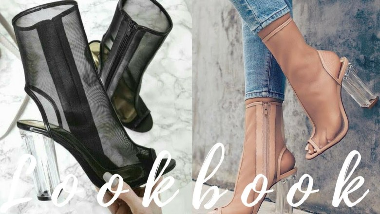 2018 Fashion Trend To Try – Mesh Boots