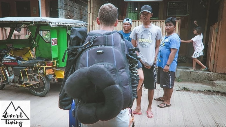FIRST TIME in Coron, Palawan BUDGET Travel and Accommodations