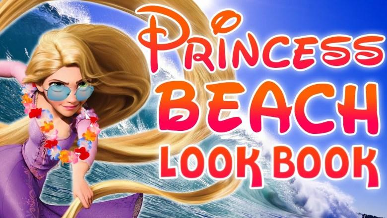 Disney Princess Beach Lookbook | Fashion, Accessories & More!