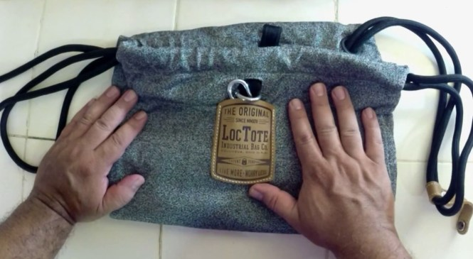Product Review: Loctote Security Bag – A Must For Travel