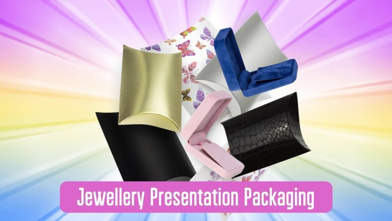 [Product Review] Jewellery Presentation Packaging