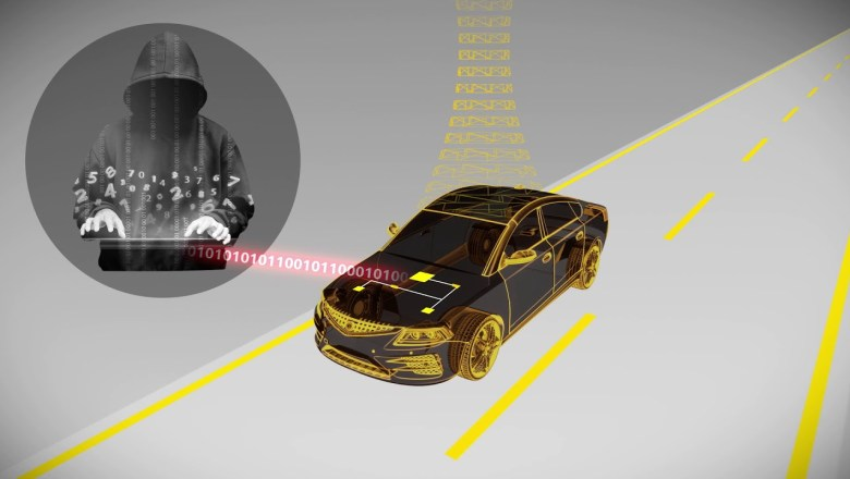 Cyber security @ automotive connectivity by Continental