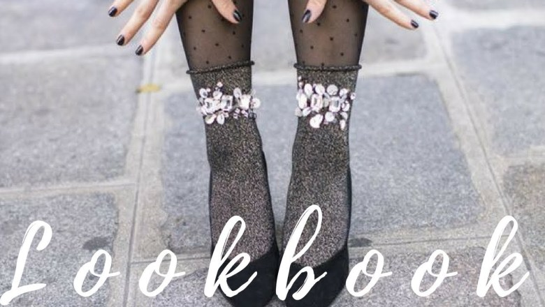 2018 Fashion Trend To Try – Embellished Socks