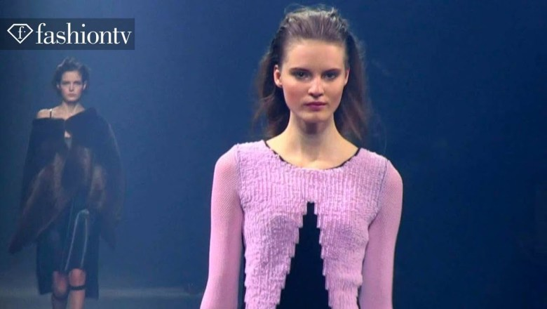 Fashion Week – Paris Fashion Week Fall/Winter 2013-14 | Fashion Week Review | FashionTV