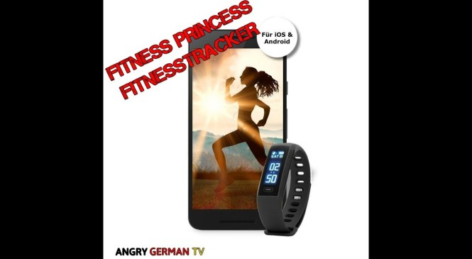 Fitness Princess Fitnesstracker Product test / review