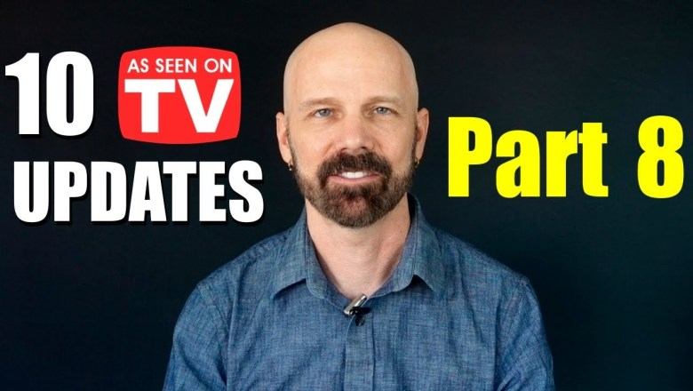 10 As Seen on TV Product Review Updates, Part 8
