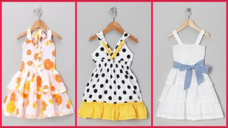 1 to 2 Year Baby Frock Top Fashion Trend 2019