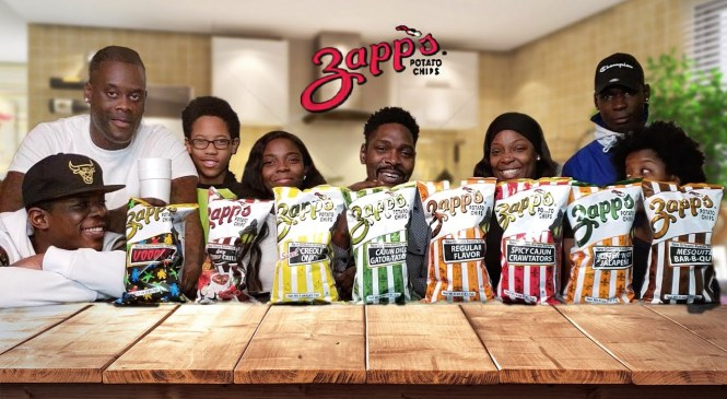 ZAPP'S CHIPS | 8 FLAVORS | Food Review | Taste Test | FAMILY FUN EDITION