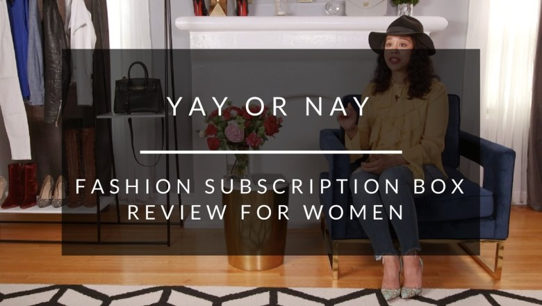 Fashion Subscription Box Review For Women