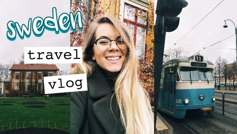 Traveling to Sweden Alone! + Business Update (vlog)