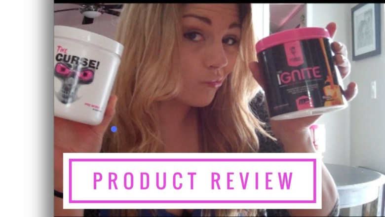 Fitness Product Review; Fitt miss, The Curse, Syntha6, Quest, Greens