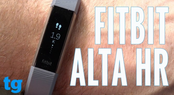 Product Review: Fitbit Alta HR Fitness Tracker