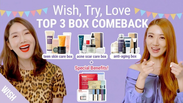 Best Korean Skincare Products for Healthy Skin, Acne Scars & Anti-aging | 30th Wish, Try, Love