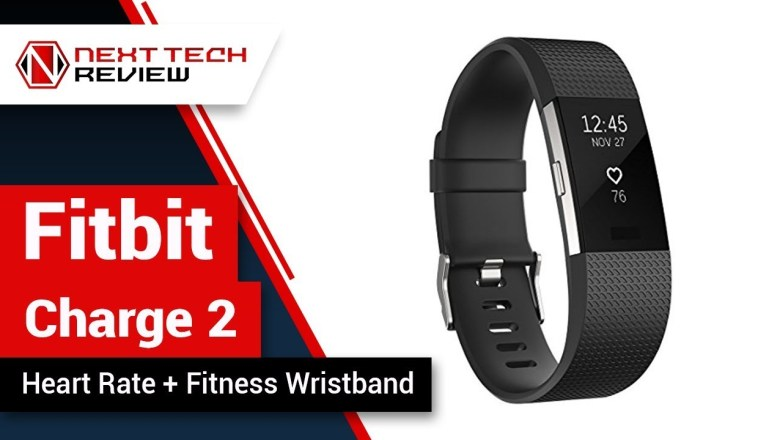 Fitbit Charge 2 Heart Rate Fitness Wristband Product Review  – NTR