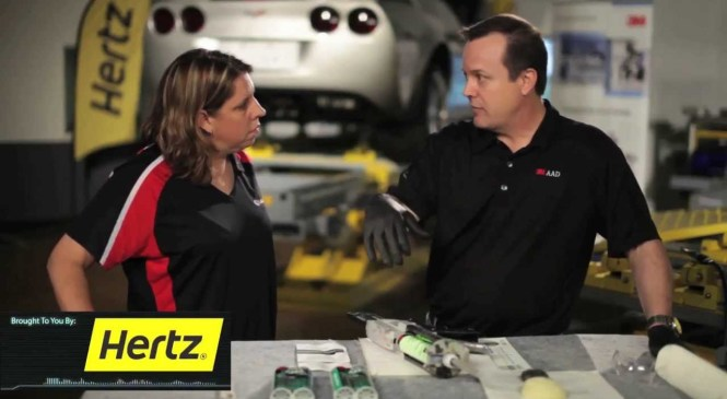 How To Apply Automotive Foams From Collision Repair University (DIY)