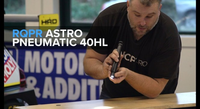 Really Quick Product Review – Astro Pneumatic LED Magnetic Work Light