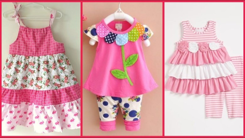 Cute Baby Dresses New Fashion Trend 2019