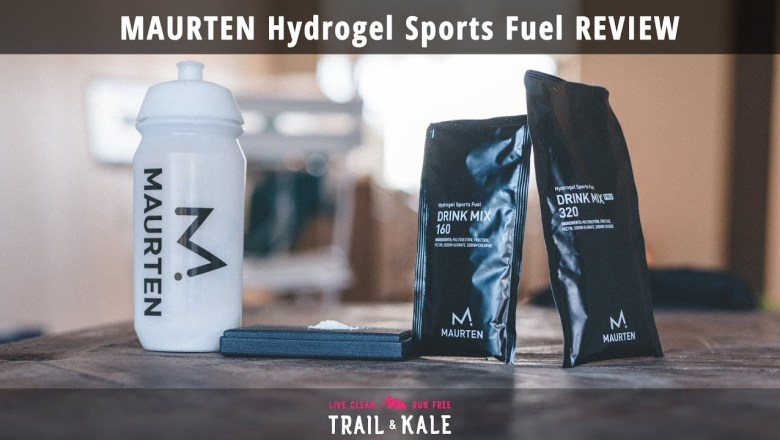 Maurten Hydrogel Sports Fuel Drink Mix Review