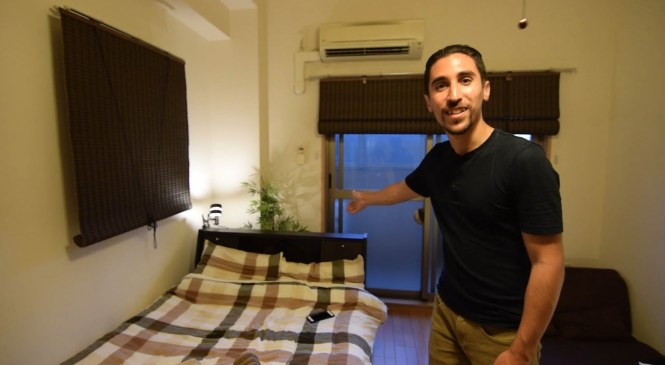 Where to stay in Japan – Hotel vs AirBnB