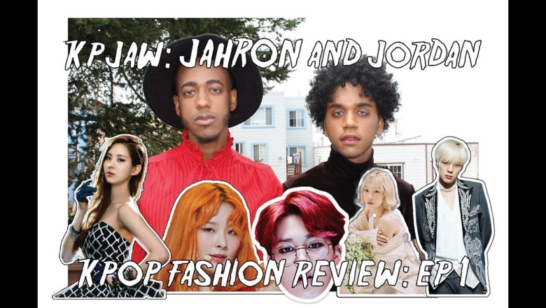 KPOP FASHION REVIEW 2017 | EPISODE 1: QUARTER 1 | KPJAW