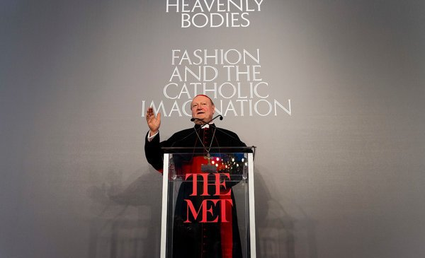 Fashion Meets the Vatican at a Met Costume Institute Preview