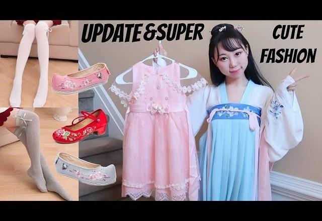 Life Update&Super Cute Fashion! Newchic Review!Accessories to Match Hanfu!