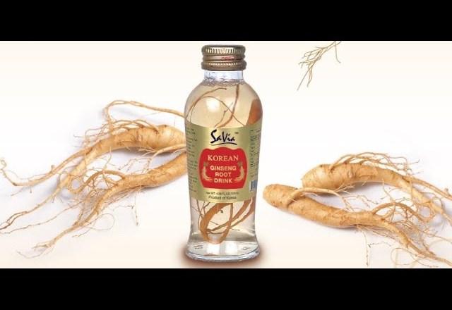 Strange Review- Korean Ginseng Root Drink