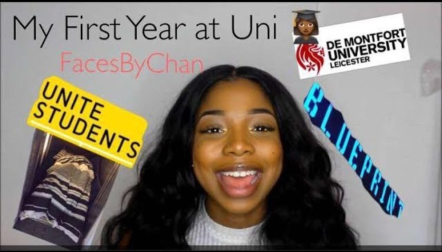 My First Year at Uni | Course, Accomodation & Nightlife at DMU | FacesByChan