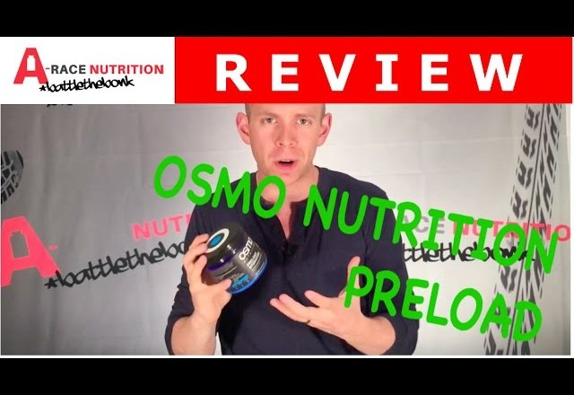 Osmo Preload Review  – Electrolyte Drink