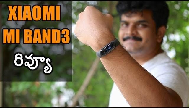 Xiaomi Mi Band3 Review ll in telugu ll by prasad ll