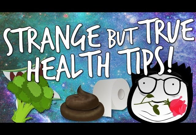 11 Strange-But-True Health Tips That Are All Backed by Science