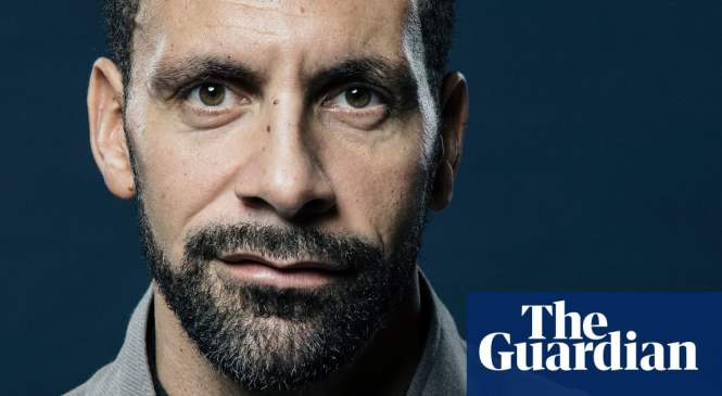 Rio Ferdinand: 'I used to drink 10 pints then move on to vodka'