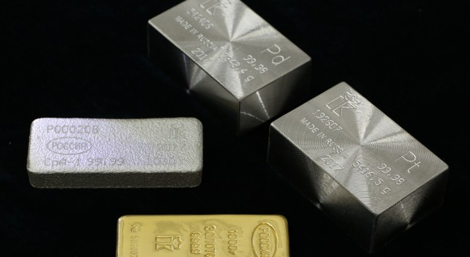 Commodities Corner: Palladium is worth more than gold for the first time in over a decade