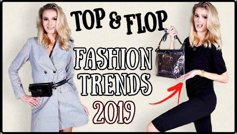 Fashion Trends 2019 im Live Test I Fashion Top und Flops I Cindy Jane