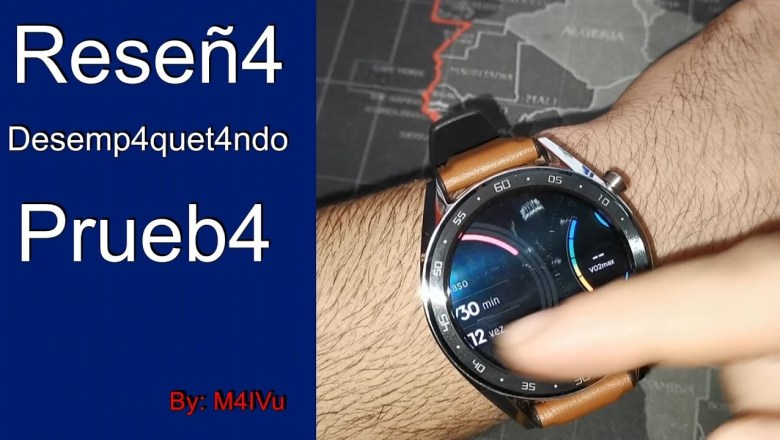 Review | Huawei Watch GT Fashion primeras impresiones Español