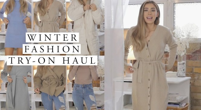 WINTER FASHION TRY ON HAUL | Honest Yesstyle  review