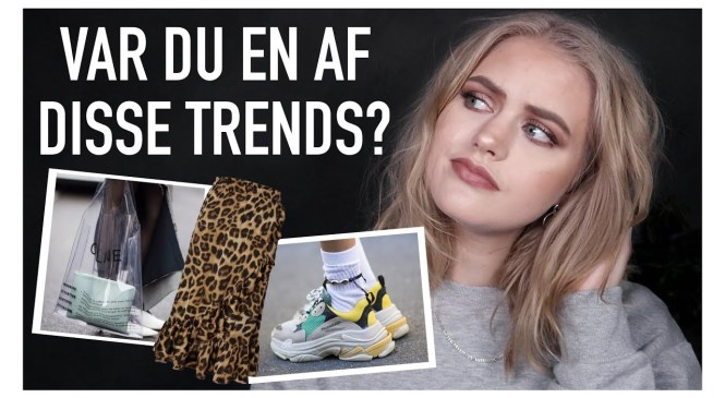 FASHION TRENDS FRA 2018