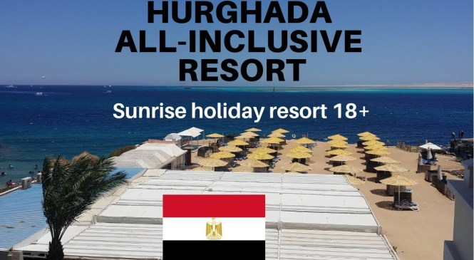 Sunrise holiday resort, adults only | Hurghada, Egypt accomodation review