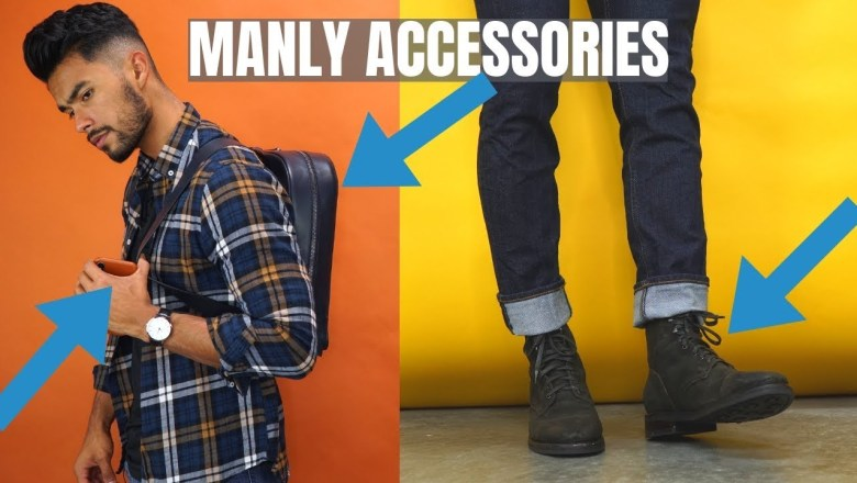 8 Leather Accessories That Make You More Masculine