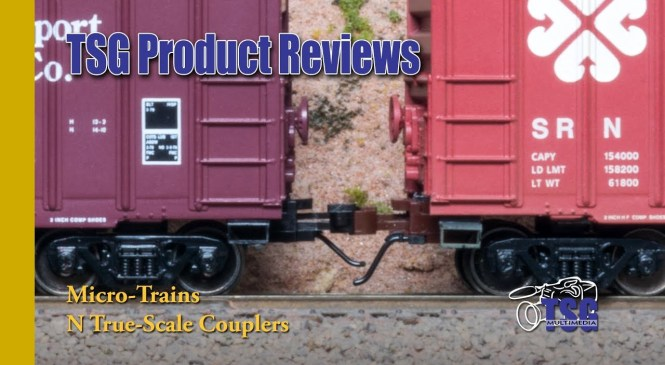 N Scale True Scale Couplers Micro Trains Product Review