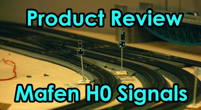 Product Review: Mafen H0 SBB-L Signals [Trainroom]