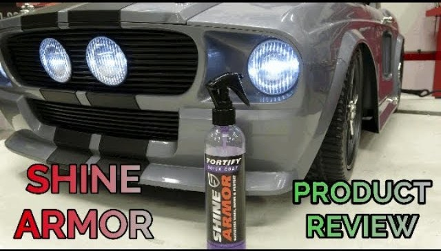 Shine Armor- Product testing and review on plastic power wheels