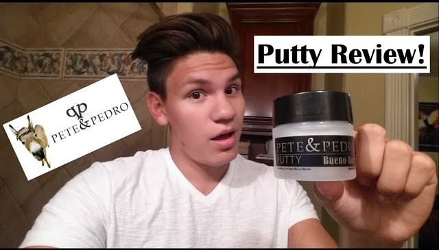 Pete & Pedro Putty – Hair Product Review