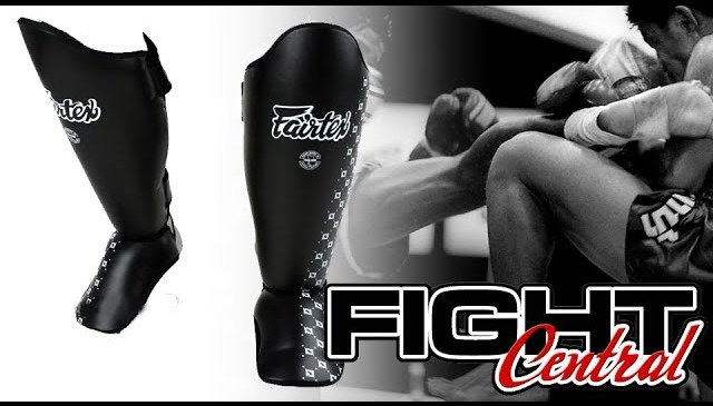 Fight Central Product Review – Fairtex SP5 Shin Pads