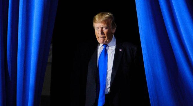 President Trump, Karl Lagerfeld, Bernie Sanders: Your Wednesday Briefing