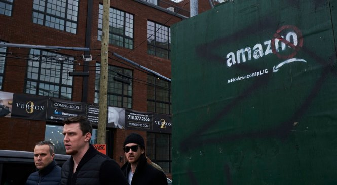 Amazon Bails and New York Reacts: The City 'Was Never Really On Board'