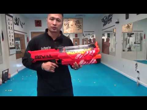 Nerf Rival Nemesis Product Review